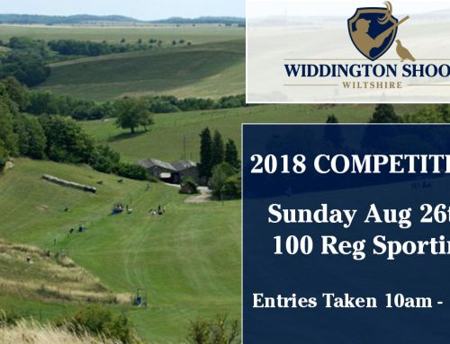 Sunday August 26th 100 Reg Sporting
